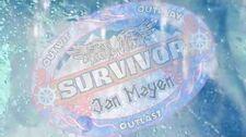 Survivor Jan Mayen (Original Intro)