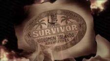 Survivor Solomon Islands (Original Intro)