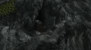 Cliff Top Cave Exterior