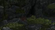 Drusil's Grotto Exterior
