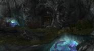 Gemstone Cave Exterior