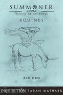 Alicorn, Promo