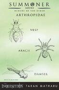 Arthropidae Demons, Promo