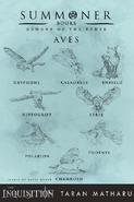 Aves Demons, Promo