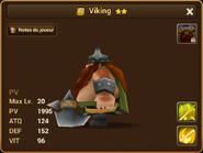 Vent Viking Gauche