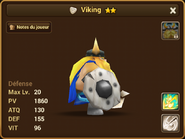 Lumiere Viking Droite