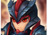 Chevalier Dragon (Feu)
