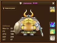 Lumiere Jansson Face