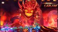 Summoners War Fire Beast Dungeon v3.0