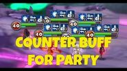 NEW Light Homunculus in R5 with Party Counter Buff (Post Update 3.4
