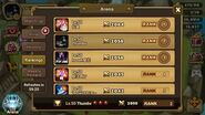 Summoners War - G3 Rush Hour Arena Road to Legend 15 1 17 by Thumbv - Ep