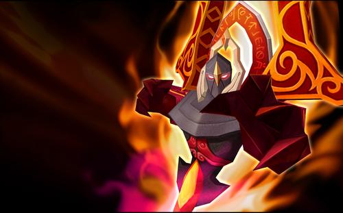 Splash Fire Guardian