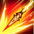 Fast Spear Throw (Fire)