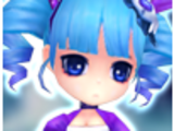 Occult Girl (Water) - Anavel