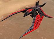Cybran Gemini Air Superiority Fighter
