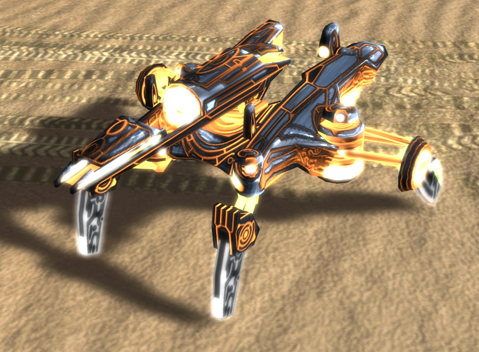 Seraphim T3 Mobile Heavy Artillery
