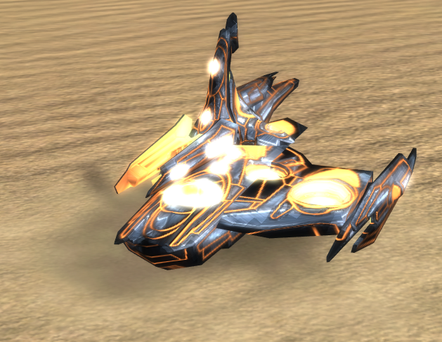 Seraphim T2 Hover Tank