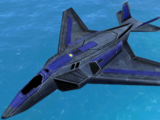 T3 Air Superiority Fighter