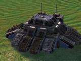 T3 strategic missile launcher