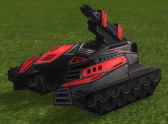Cybran T2 Mobile Missile Launcher