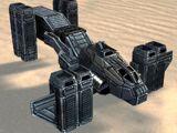 UEF T3 Heavy Gunship