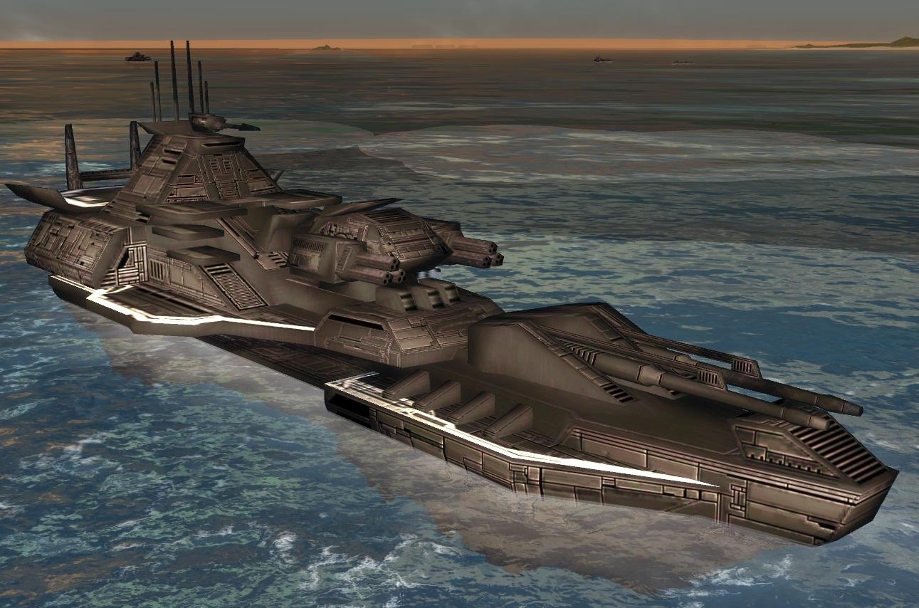 Cybran T2 Cruiser