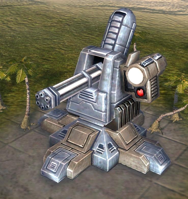 UEF T2 Tactical Missile Defense