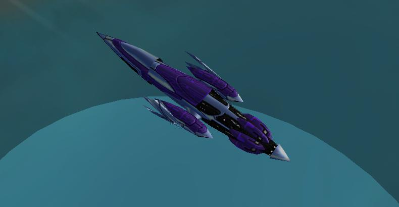 Aeon T2 Guided Missile