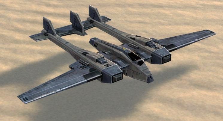 UEF T2 Torpedo Bomber