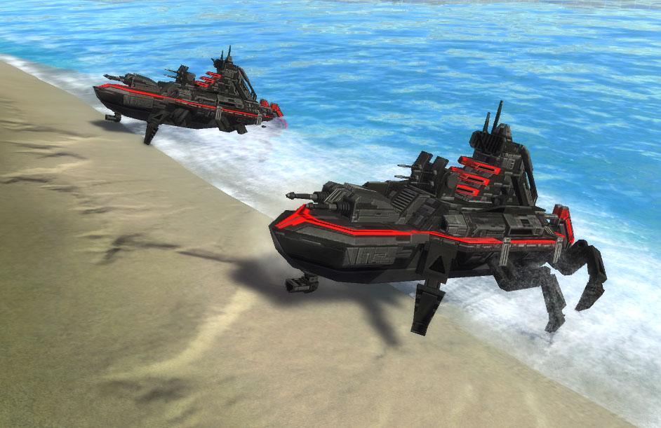 Cybran T2 Destroyer