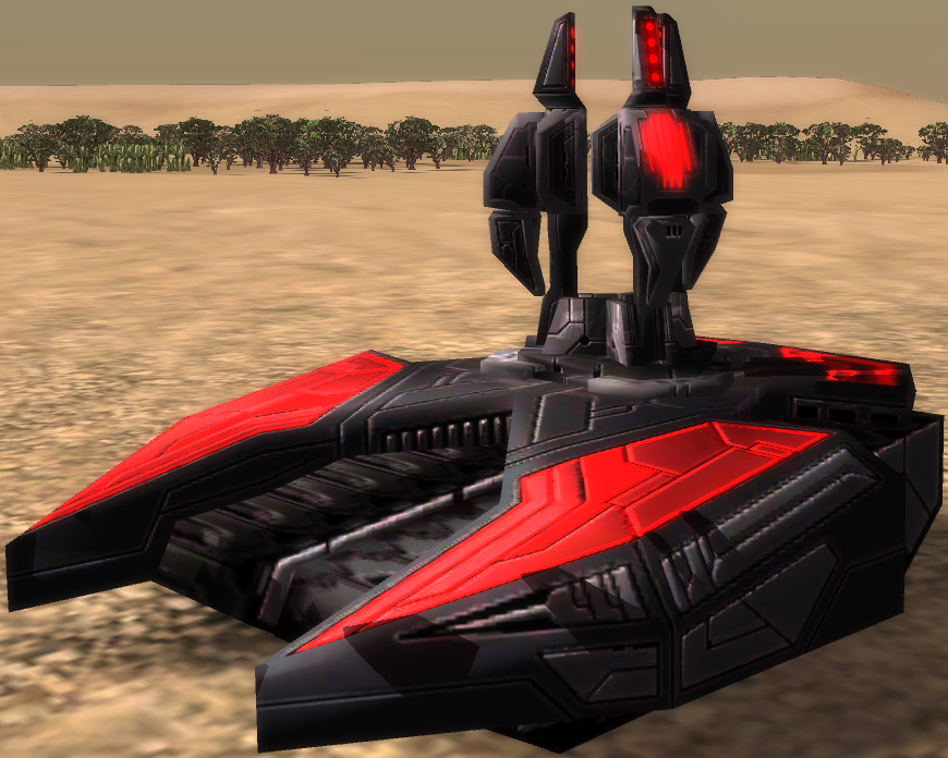 Cybran T2 Mobile Stealth Field System