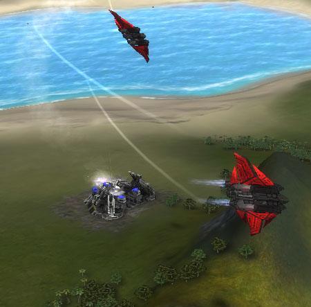 Cybran T1 Attack Bomber