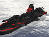 Cybran T3 Battleship