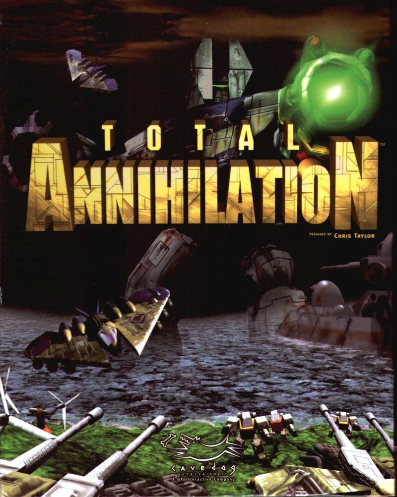 Total Annihilation Game