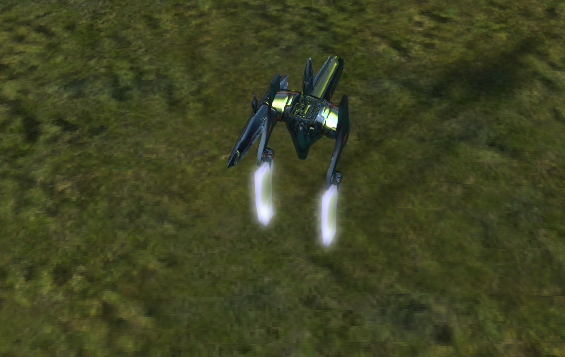 Seraphim T1 Combat Scout