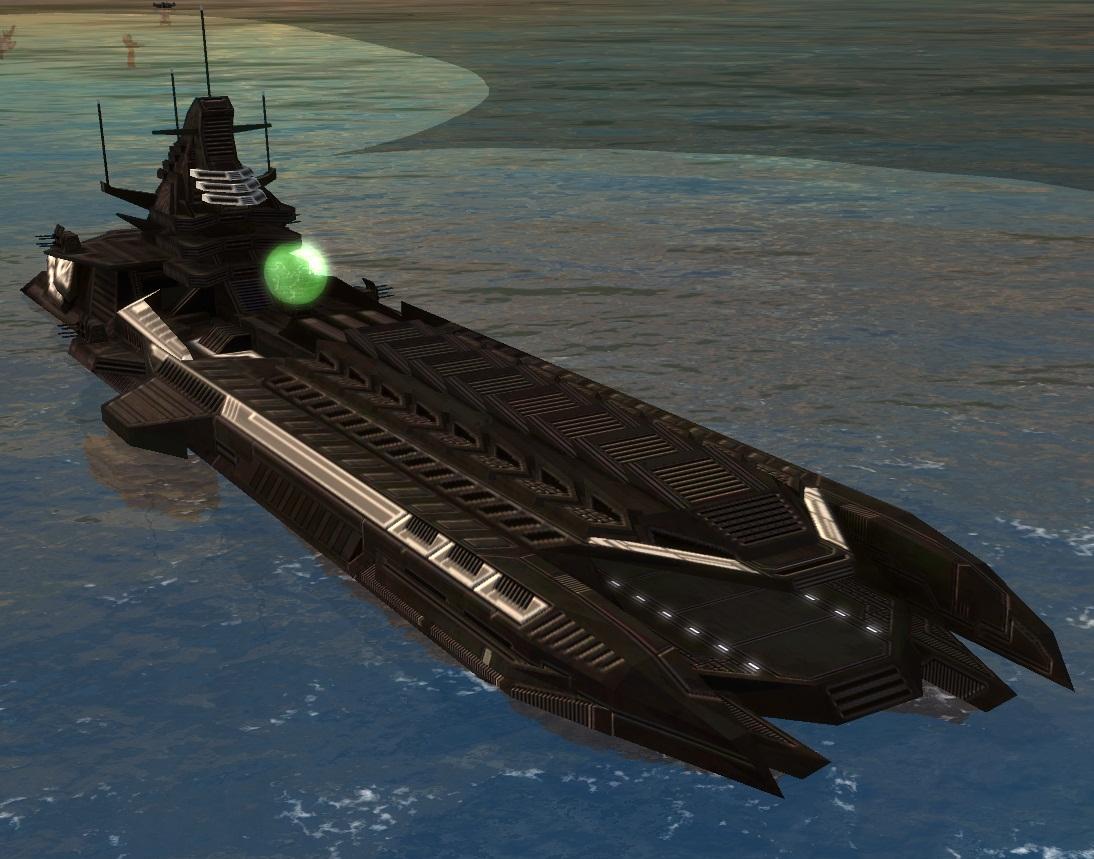 Cybran T3 Aircraft Carrier