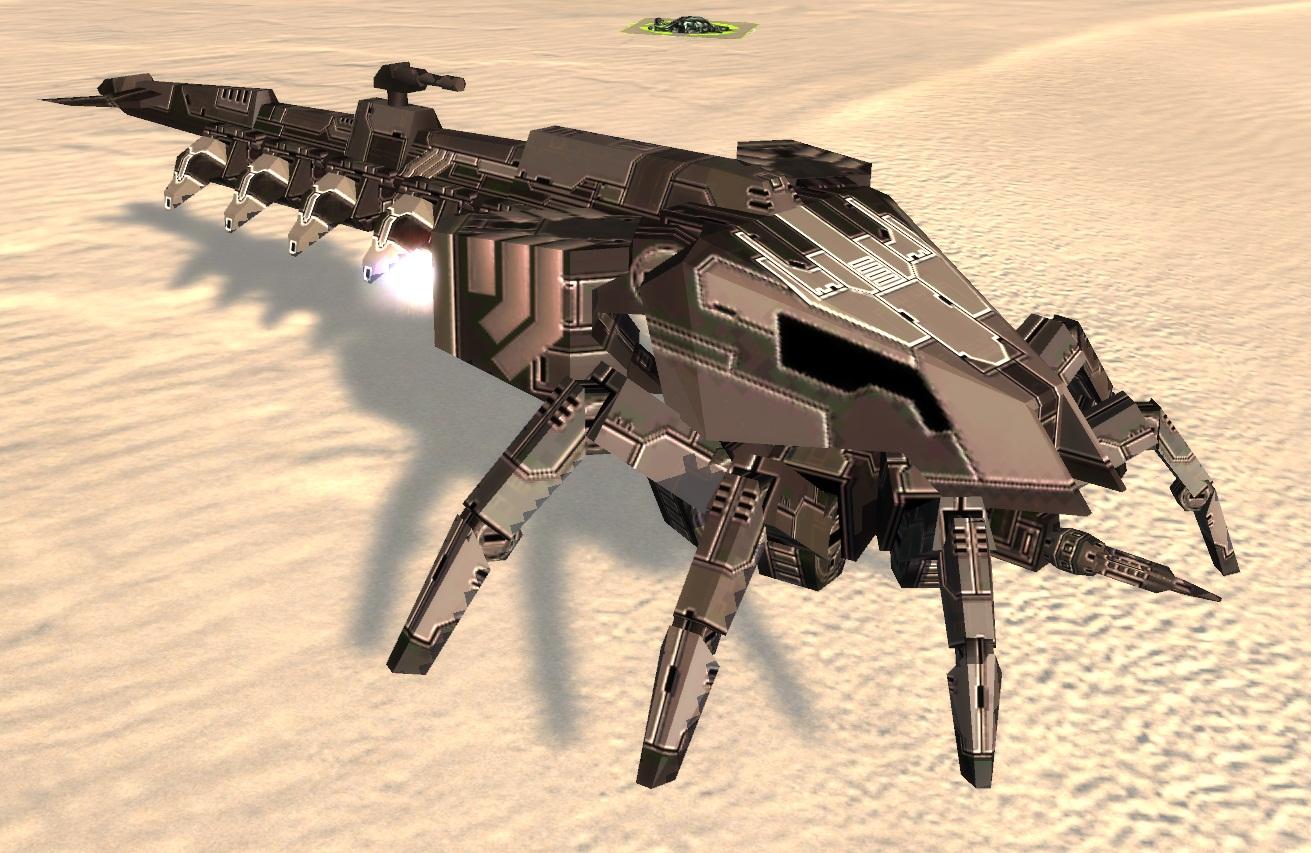 Cybran T2 Air Transport