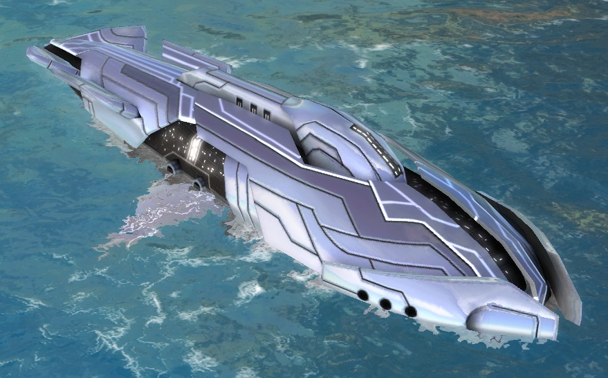 Aeon T2 Submarine Hunter