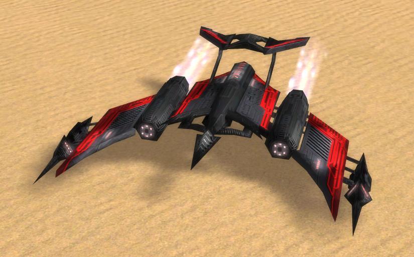 Cybran T2 Torpedo Bomber
