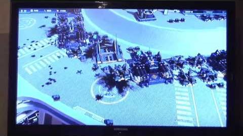 E3 2009 Supreme Commander 2 Demo