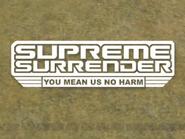 Fanart Supreme Surrender