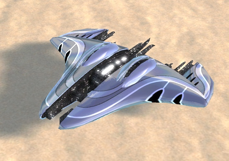 Aeon T2 Torpedo Bomber