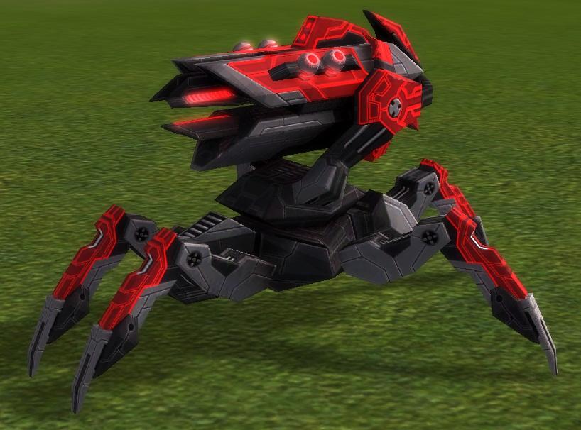 Cybran T2 Rocket Bot