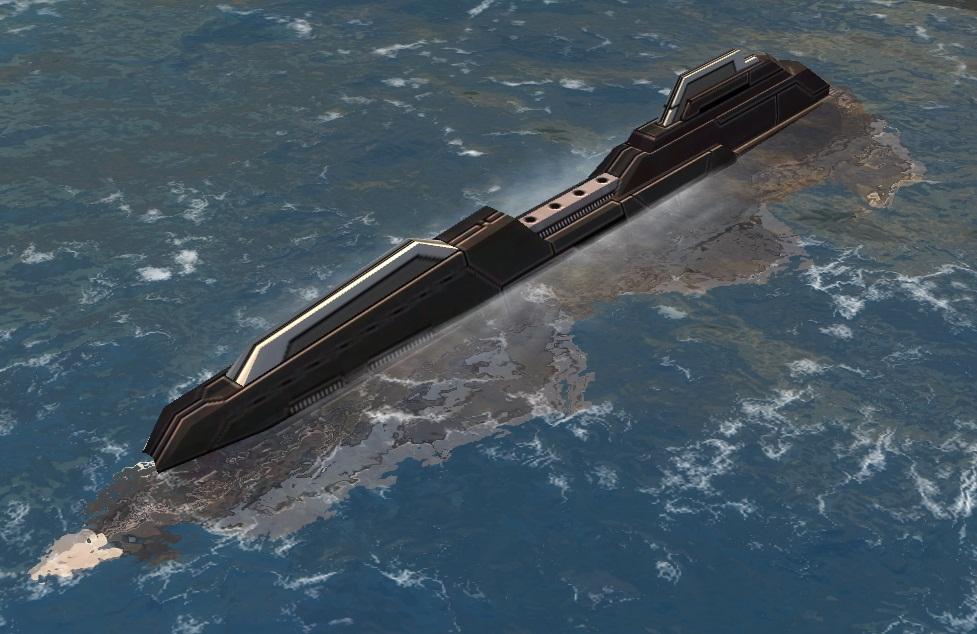 Cybran T2 Submarine Killer