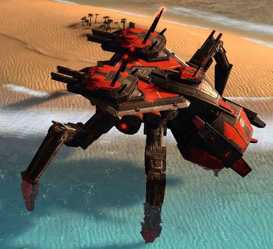 Cybran Experimental Megabot