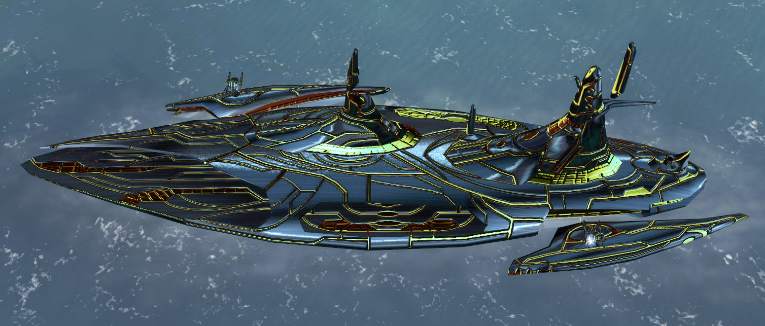 Seraphim T3 Aircraft Carrier