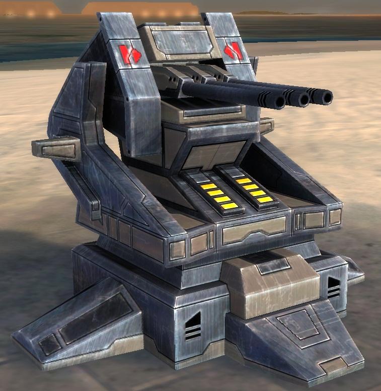 UEF T2 Point Defense