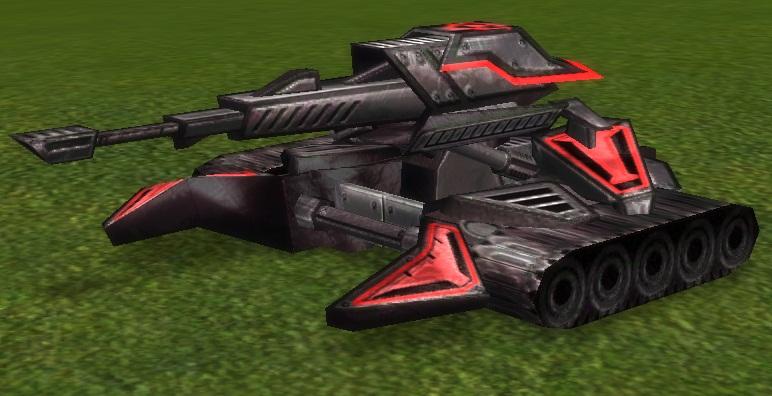 Cybran T3 Mobile Heavy Artillery
