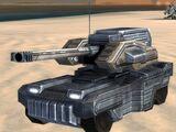 UEF T1 Mobile Light Artillery