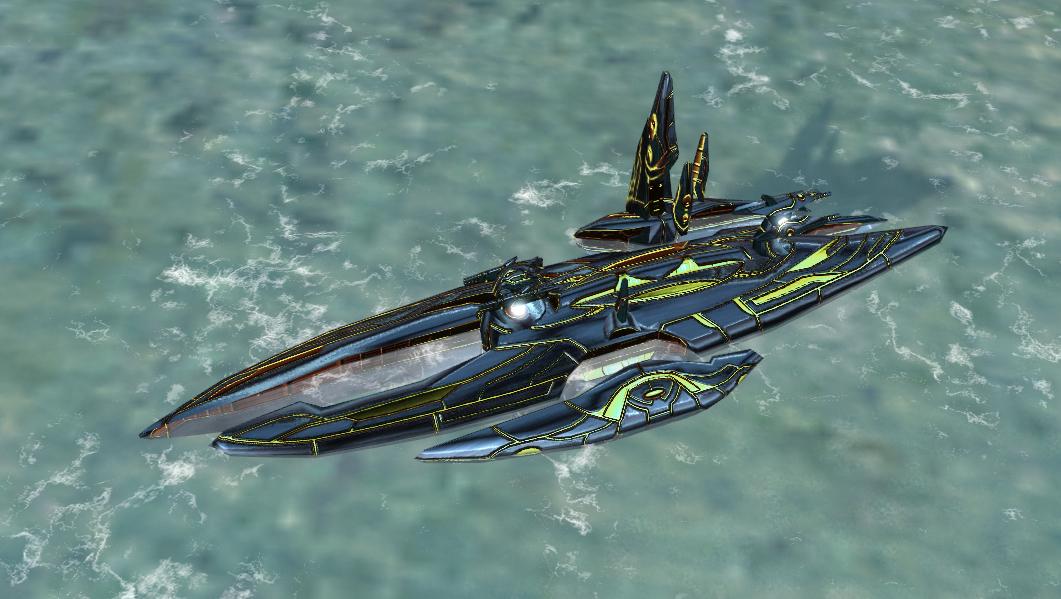 Seraphim T1 Frigate